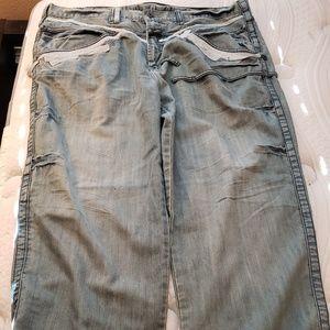 Marithe Francois Girbaud jeans